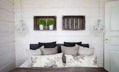 Makkari - bedroom Cosy, Shabby, Cottage, Shelves, Throw Pillows, Bedroom, Interior, Inspiration, Furniture