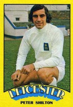 1974-75 A&BC Gum #68 Peter Shilton Front