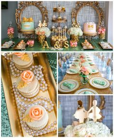 Pin for Later: This Glitz and Glam Birthday Party Will Have You Feeling Like A Diva From the Inside, Out