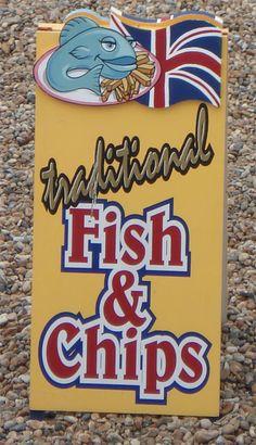 English - England - Sign on Brighton beach