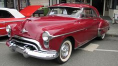 Oldsmobile 88 - Information and photos - MOMENTcar