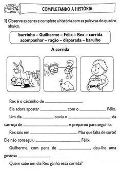 100 Atividades de Português do 2º Ano Ensino Fundamental para Imprimir - Online Cursos Gratuitos