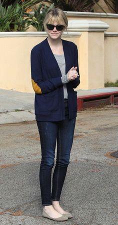 Emma Stone, Emma Stone style, celebrity style, celebrity fashion, Emma Stone October 19 2012, Emma Stone blonde, Emma Stone street style, Em...