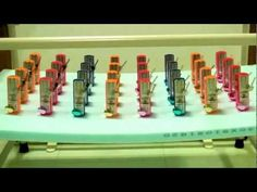 Watch 32 discordant metronomes achieve synchrony in a matter of minutes.