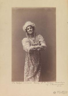 Mathilde Kschessinska