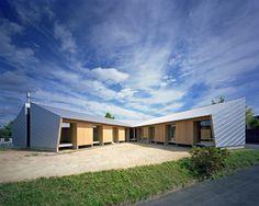 House VI. Architects: NKS Architects  Location: Chikushino, Fukuoka, Japan