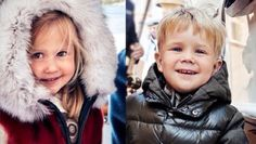 Happy 4th Birthday..Jan. 8 to Danish Princess Josephine and Prince Vincent