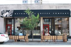 """Once upon a time it was hard to find a great cup of coffee in the Windy City—at least a cup of coffee anywhere other than at the """"big kids"""" of Chicago roasting, Intelligentsia. And though the roaster's three shops still remain at the top of the city's—and country's—coffee game, they're at long last joined by constantly multiplying numbers of wonderful, small, serious (and not-so-serious) coffee bars ready to serve some of the finest brews in the midwest. Here's a tour of some of the city's…"""