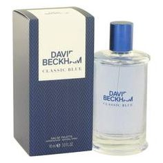 David Beckham Classic Blue Cologne by David Beckham, 3 oz Eau De Toilette Spray for Men: David Beckham Classic Blue Cologne by David…