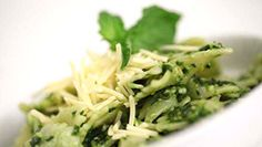 Walnut-Parsley Pesto Recipe | Blendtec