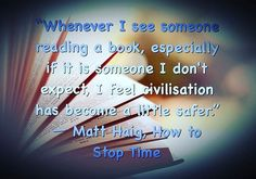 My review of Matt Haigs - How To Stop Time - will be published on my blog on Tuesday #howtostoptime #sundaywisdom #quotes #lulubysplace