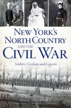 Although Northern New York did not host any Civil War battles, it did not come out unscathed in the war between the states. Brave soldiers fought in many major clashes, such as those of Jefferson County's 35th New York Volunteer Regiment. Civilians struggled for the cause, with many active Underground Railroad stops across the region. The war's legacy lived on through the members of the Grand Army of the Republic, Harriet Tubman's home in Auburn & John Brown's burial place in North Elba.