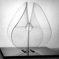 #sculpture - Fig.5 by Naum Gabo