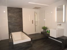 bodenfliesen beeinflussen das gesamtbild des badezimmers, fliesen ... - Fliesen Ideen Bad