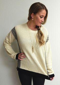 Bundle Me Up Sweater