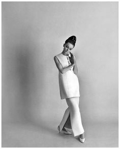 Vogue US June 1964, Audrey Hepburn by Cecil Beaton.