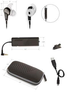 Bose QuietComfort 20 y 20i: auriculares in-ear con cancelación de ruido - Opinión y análisis