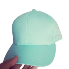 Sport Cap, HP95(TM) [ Love Forever ] Embroidery Cotton Baseball Cap Snapback Caps Hip Hop Hats (Light Blue) >>> Check out this great product.