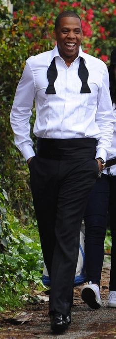 Looking good Jay-Z