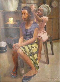 Resultado de imagem para pinturas sociais