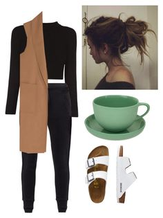 """Be at home"" by lolipop308 ❤ liked on Polyvore featuring MANGO, Alexander Wang, TravelSmith and Mud Australia"