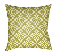 Buy the Surya Lime Direct. Shop for the Surya Lime Litchfield Wide Square Geometric Pattern Polyester Outdoor Accent Pillow Cover and save. Floral Throw Pillows, Linen Pillows, Outdoor Throw Pillows, Geometric Pillow, Geometric Patterns, 20x20 Pillow Covers, Throw Pillow Cases, White Damask, How To Make Pillows