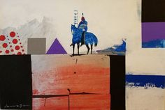 'In a strange land'  Artist Louis DeMayo