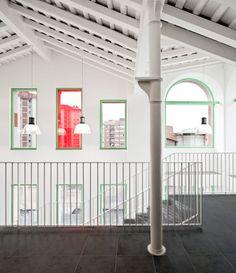 Garcés · De Seta · Bonet Arquitectes, Adrià Goula · La Farinera. Vic, Spain