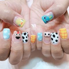 [New] The Best Nail Ideas Today (with Pictures) These are the best nail ideas today (with pictures). According to nail experts, the 10 Disney Acrylic Nails, Disney Nails, Best Acrylic Nails, Nail Art Hacks, Gel Nail Art, Gel Nails, Nail Manicure, Cute Nail Art, Cute Nails