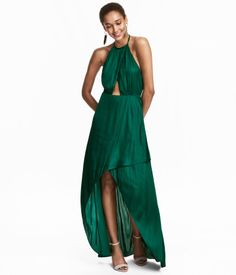 Wrap-front Dress, $70 at H&M
