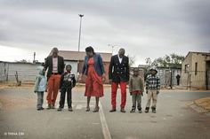 Photographer and art director Thina Zibi brings the cool into any South African story. Whether it's in downtown Johannesburg or Langa township in Cape Town, you can't help but want to be part of the photograph.