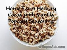 Popcorn Seasoning Cocoa with Vanilla, Order Now, in Indianapolis IN - Free Indianapolis SuperAds