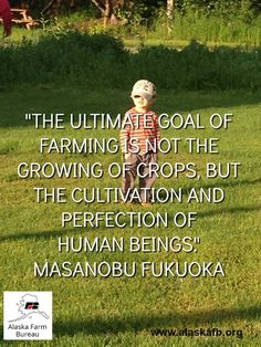 Ag Quote Pinalaska Farm Bureau On Farmag Quotes  Pinterest  Ag Quote