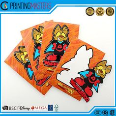 Customized Professional High Quality Printing Sticker