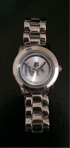 Michael Kors Silver Watch - MK