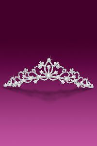 Rhinestone Tiaras and Crowns | Wholesale | Glamour Goddess Jewelry