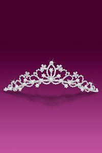 Rhinestone Tiaras and Crowns | Wholesale | Glamour Goddess Jewelry