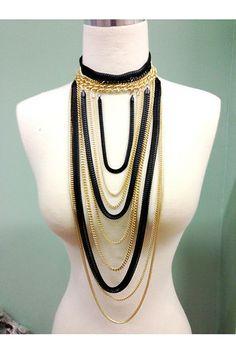 Best Choker Chain Necklace EVER! – NanoNano
