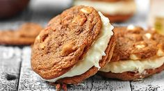 Carrot Cake Cookies with Toasted Coconut Cream Cheese Frosting. Chewy, spiced cookies smothered in a creamy frosting; a sweet treat for Easter day!