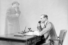 Phone calls from the dead : Contact with the dead has occurred universally throughout history, taking various forms of dreams, waking visions and auditory
