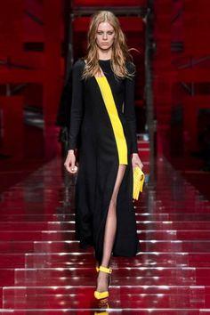 Versace за есен-зима 2015/16