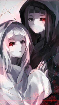 Kurona y Nashiro