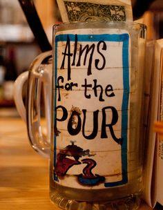 Awesome tip jar.