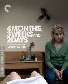 Shop 4 Months, 3 Weeks and 2 Days [Criterion Collection] [Blu-ray] at Best Buy. Find low everyday prices and buy online for delivery or in-store pick-up. 80s Movies, Film Movie, Good Movies, 4 Months, 3 Weeks, All That Heaven Allows, Before Trilogy, The Awful Truth, Lars Von Trier