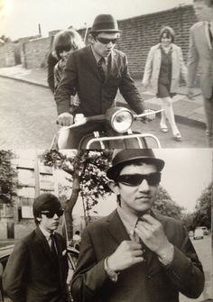 mods, london 1976