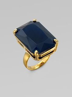 Might be called a Kate Spade cocktail ring, but I would wear that as an EVERYDAY ring!