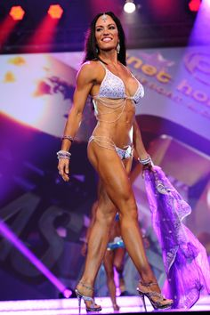 Fitness Model Competition 2013