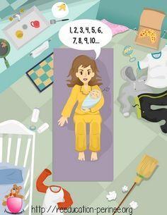 Remuscler votre périnée seule après un accouchement avec l'exercice qu'il vous faut : rapide, facile, imagé ou avec des accessoires.