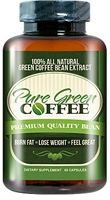 Green Coffee Extract - trying this for a month to see if it will give me a weight loss boost.  I have heard it is good for curbing your appetite while you make adjustments to your diet.  And it gives you time for you body to adjust to consuming less calories so when you go off the coffee extract you will not be hungry.
