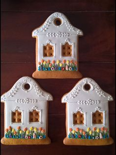 gingerbread house sides or cookies
